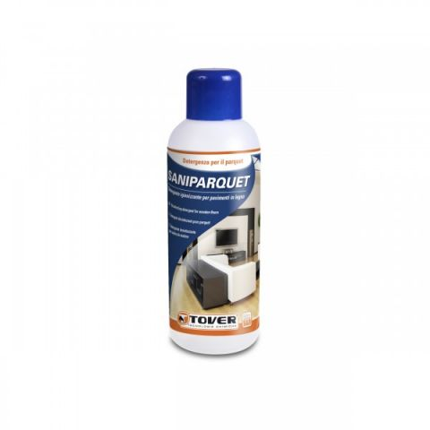 Saniparquet Tover - manutenzione periodica del parquet