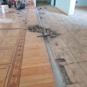 restauro pavimenti in legno