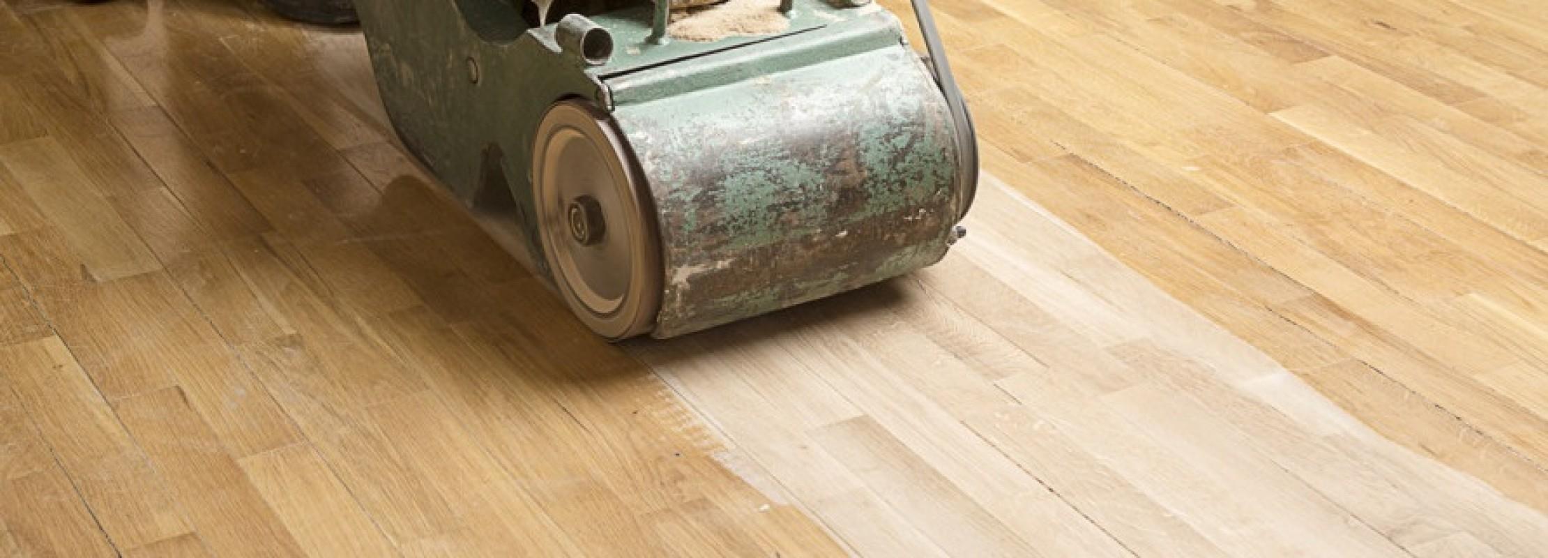 lucidatura parquet pavimento