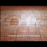 restauro pavimento legno